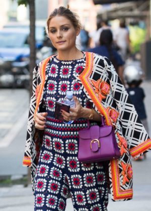 Olivia Palermo - Out in New York