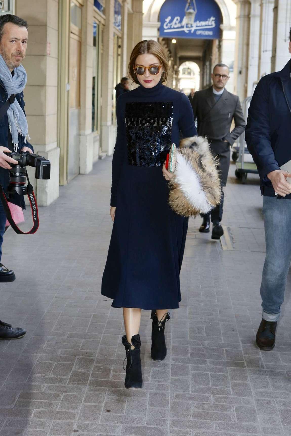 Olivia Palermo Paris Fashion Week 2015 03 Gotceleb