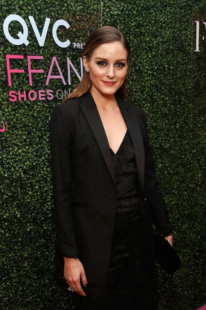Olivia Palermo – QVC Presents FFANY 'Shoes On Sale Gala' in New York