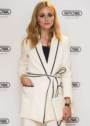 Olivia Palermo - RIMOWA Store Opening in London