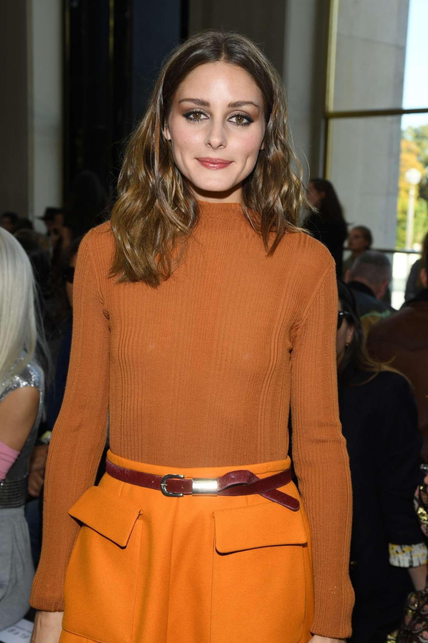 Olivia Palermo - Rochas Fashion Show in Paris