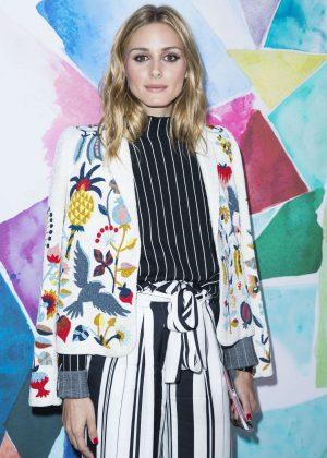 Olivia Palermo - Schiaparelli Fashion Haute-Couture F/W 2016/2017 in Paris