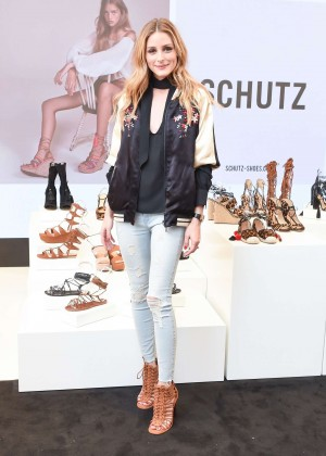 Olivia Palermo - Schutz Beverly Hills Opening in Los Angeles