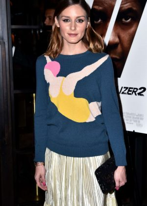 Olivia Palermo - 'The Equalizer 2' Premiere in Los Angeles