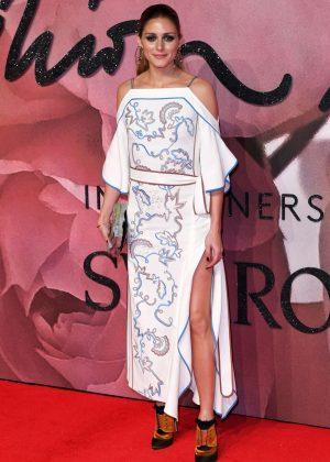 Olivia Palermo - The Fashion Awards 2016 in London