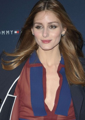 Olivia Palermo - Tommy Hilfiger Boutique Opening in Paris