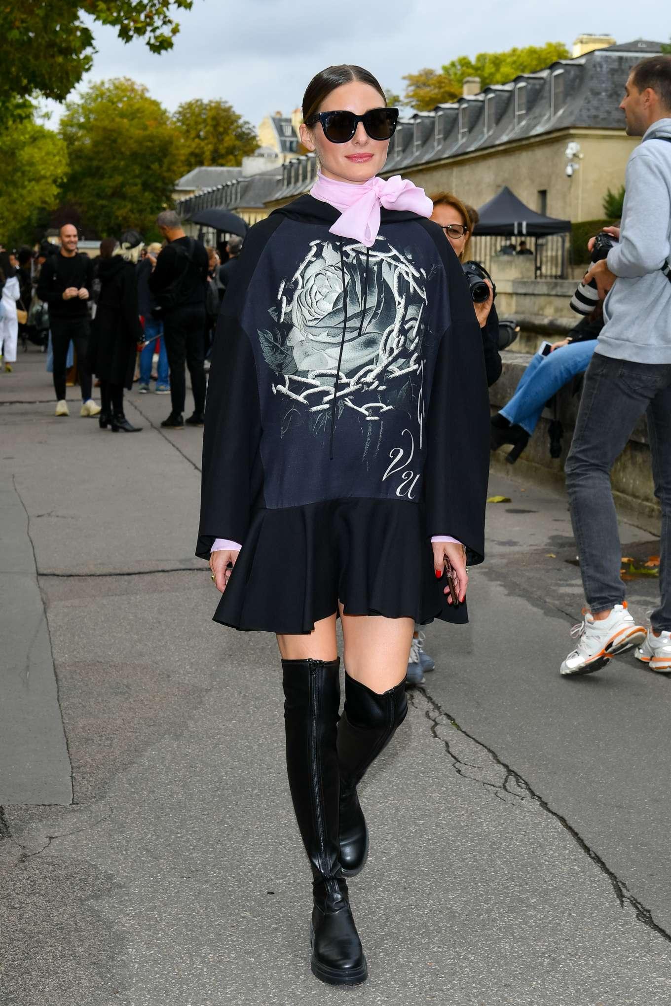 Olivia Palermo - Valentino Womenswear SS 2020 Show at Paris Fashion Week