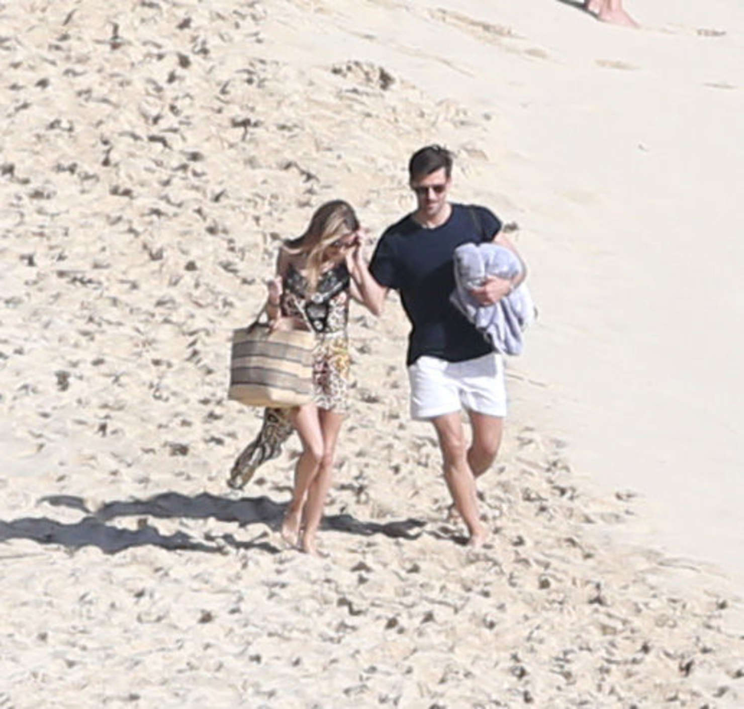 Olivia Palermo 2016 : Olivia Palermo: Wearing Bikini at the beach in St Barts-08