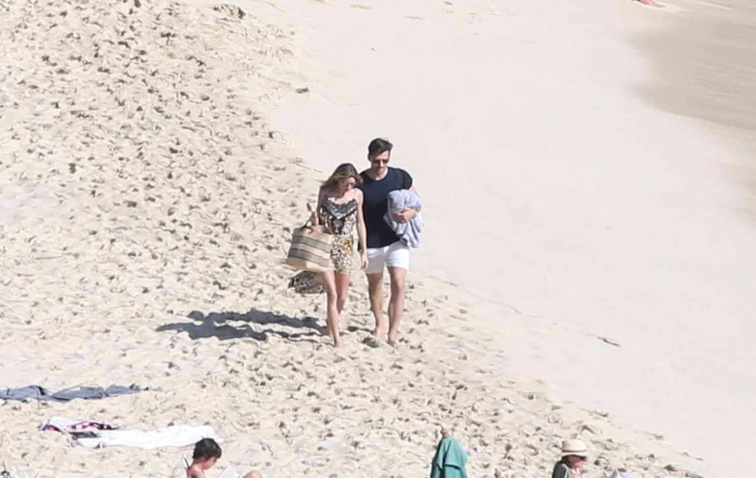 Olivia Palermo 2016 : Olivia Palermo: Wearing Bikini at the beach in St Barts-17