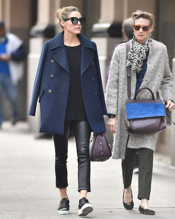 Olivia Palermo 2016 : Olivia Palermo with her mother Lynn Hutchings -01