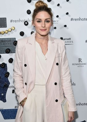 Olivia Palmero - Renaissance New York Midtown Hotel Launch Party in NYC