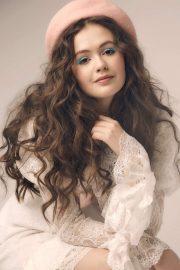 Olivia Sanabia - Seraphina Magazine (January 2020)