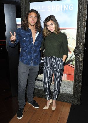 Olivia Stuck - Call It Spring Hosts Private Event at Selena Gomez Concert in Los Angeles