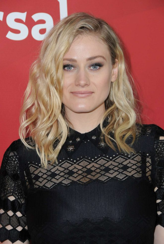 Olivia Taylor Dudley - 2017 NBCUniversal Winter Press Tour in Pasadena