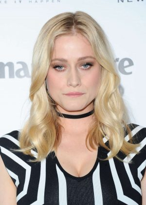 Olivia Taylor Dudley - Marie Claire Celebrates 'Fresh Faces' Event in LA