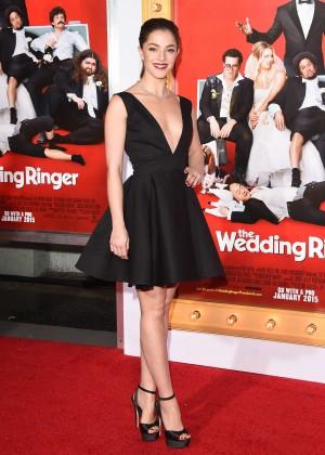 Olivia Thirlby: The Wedding Ringer Premiere -05