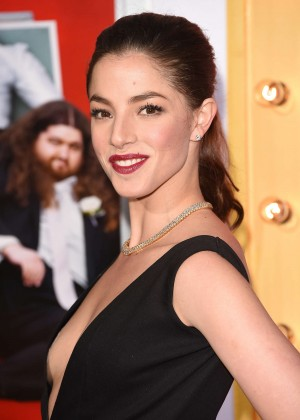 """Olivia Thirlby - """"The Wedding Ringer"""" Premiere in Hollywood"""