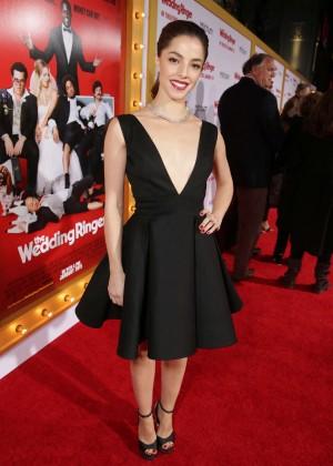 Olivia Thirlby: The Wedding Ringer Premiere -09