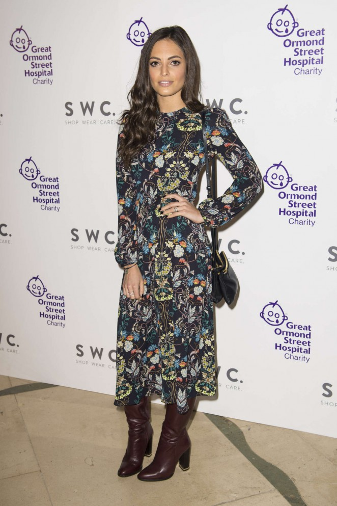 Olivia Wayne - Shop Wear Care In Aid Of Great Ormond Street Hospital Children's Charity in London