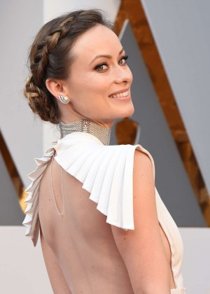 Olivia Wilde – 2016 Academy Awards in Hollywood