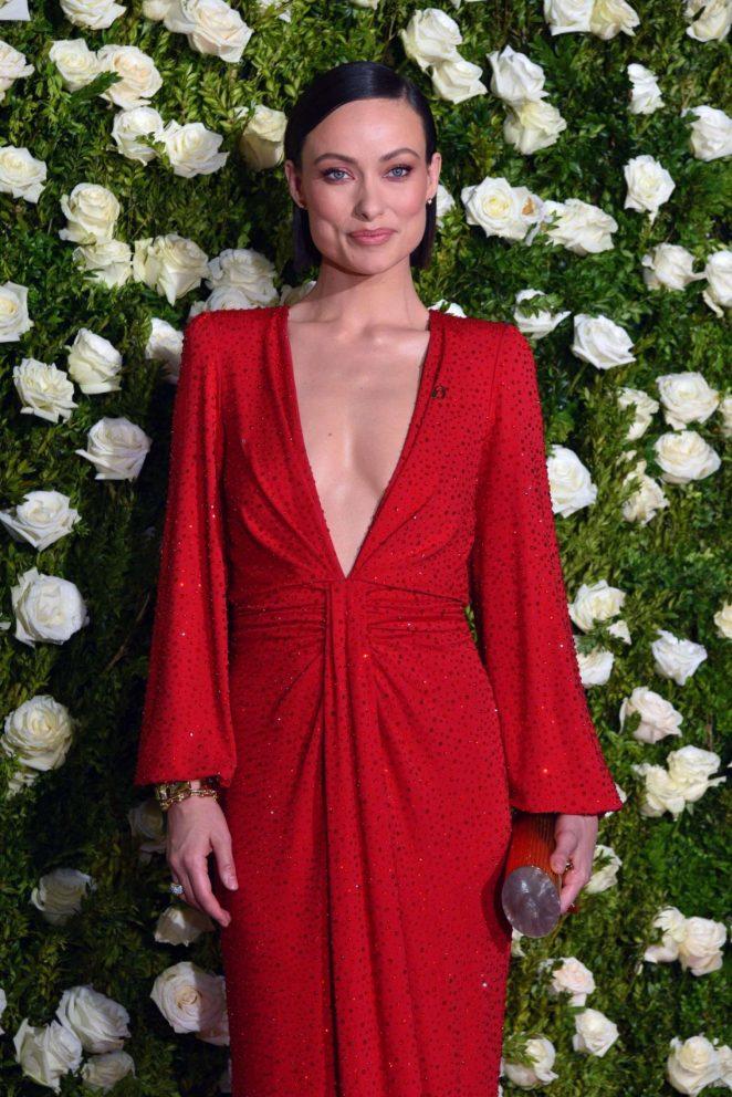 Olivia Wilde - 2017 Tony Awards in New York City