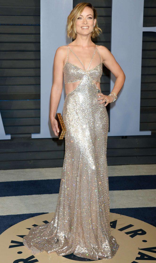 Olivia Wilde - 2018 Vanity Fair Oscar Party in Hollywood