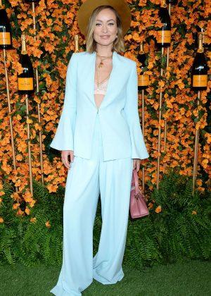 Olivia Wilde - 2018 Veuve Clicquot Polo Classic in Los Angeles