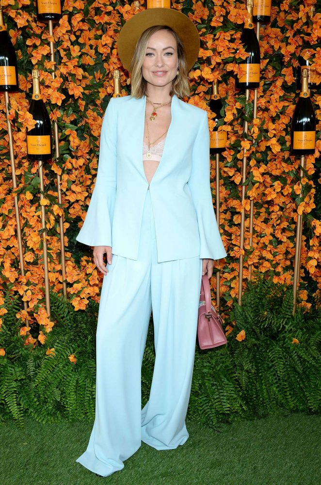 Olivia Wilde – 2018 Veuve Clicquot Polo Classic in Los Angeles