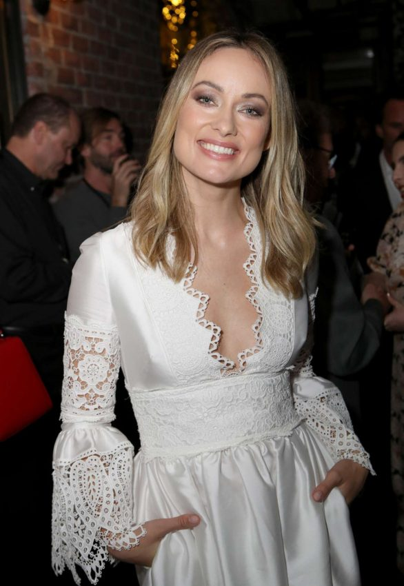 Olivia Wilde - 2019 HFPA And THR Golden Globe ambassador party in West Hollywood