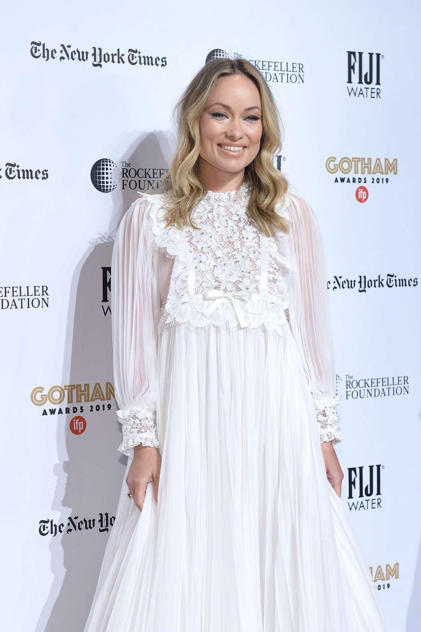 Olivia Wilde - 2019 IFP Gotham Awards in NYC