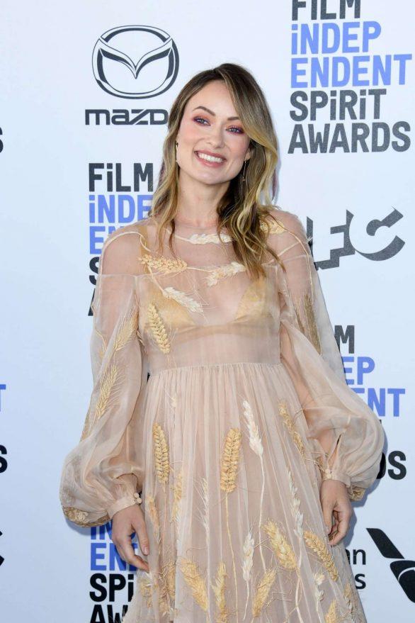 Olivia Wilde - 2020 Film Independent Spirit Awards in Santa Monica