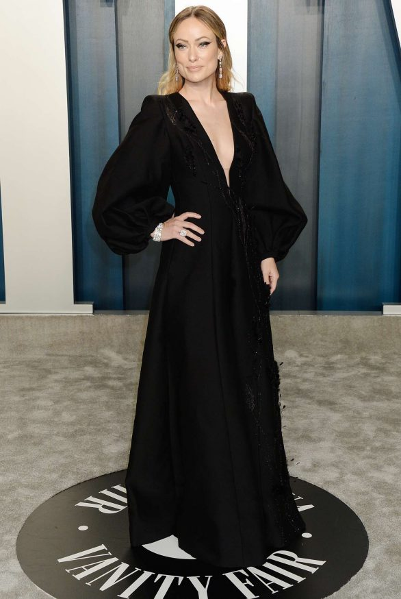 Olivia Wilde - 2020 Vanity Fair Oscar Party in Beverly Hills
