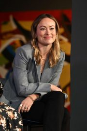 Olivia Wilde - 22nd SCAD Savannah Film Festival - Wonder Women Panels