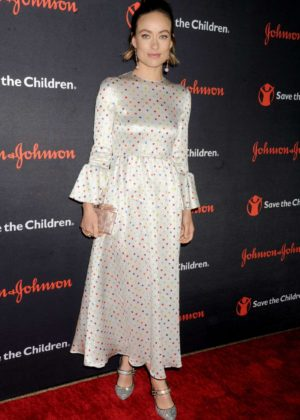 Olivia Wilde - 5th Annual 'Save the Children Illumination' Gala in NY
