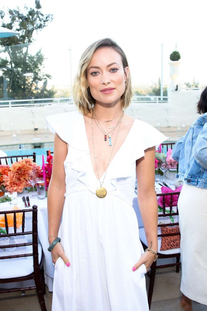 Olivia Wilde - A Summer Gathering Hosted by True Botanicals to Benefit Times Up in LA