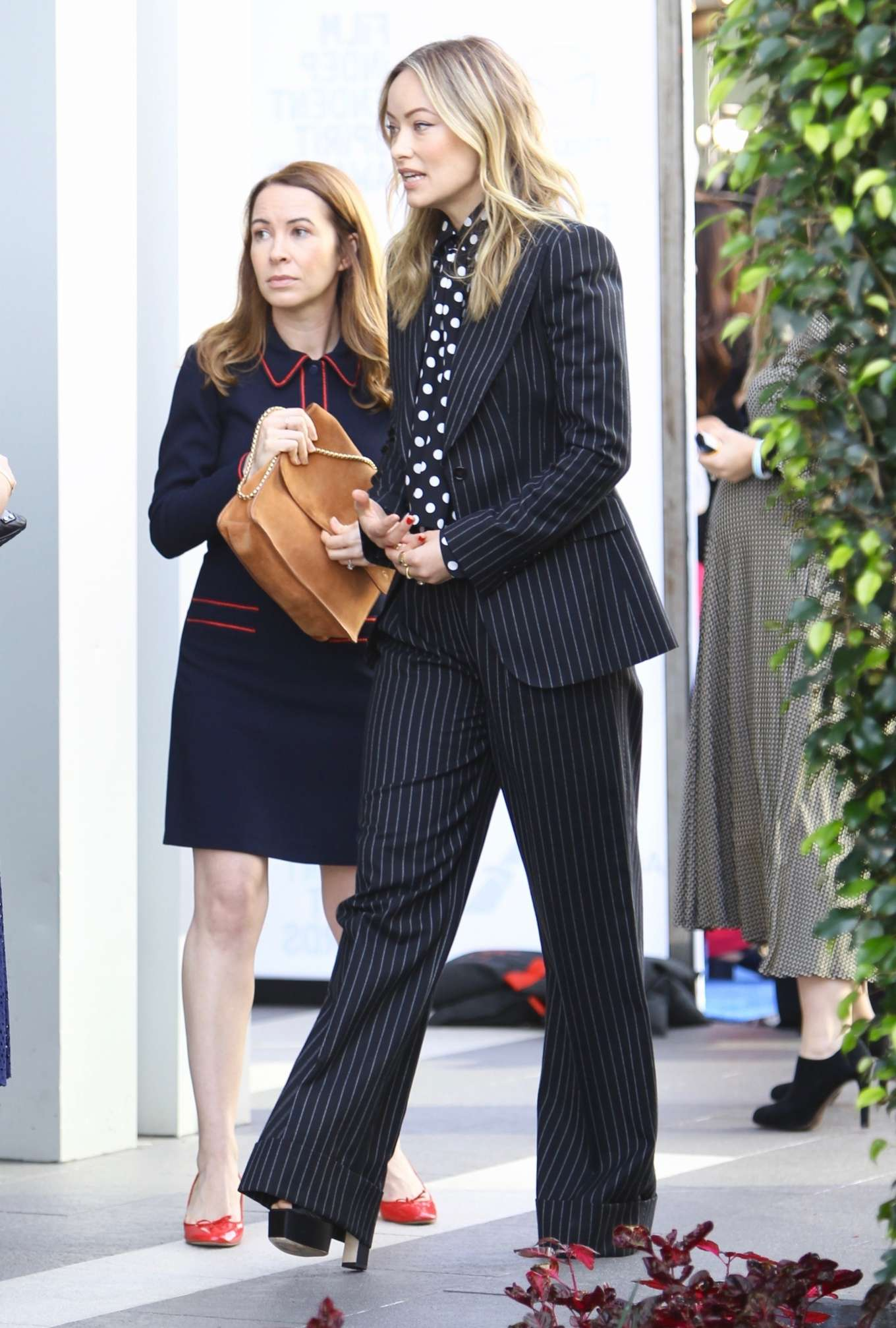 Olivia Wilde 2020 : Olivia Wilde – Attends a luncheon in Beverly Hills-03