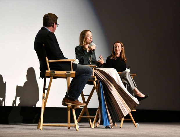 Olivia Wilde: Booksmart at the Film Independent Forum Day 1 -01