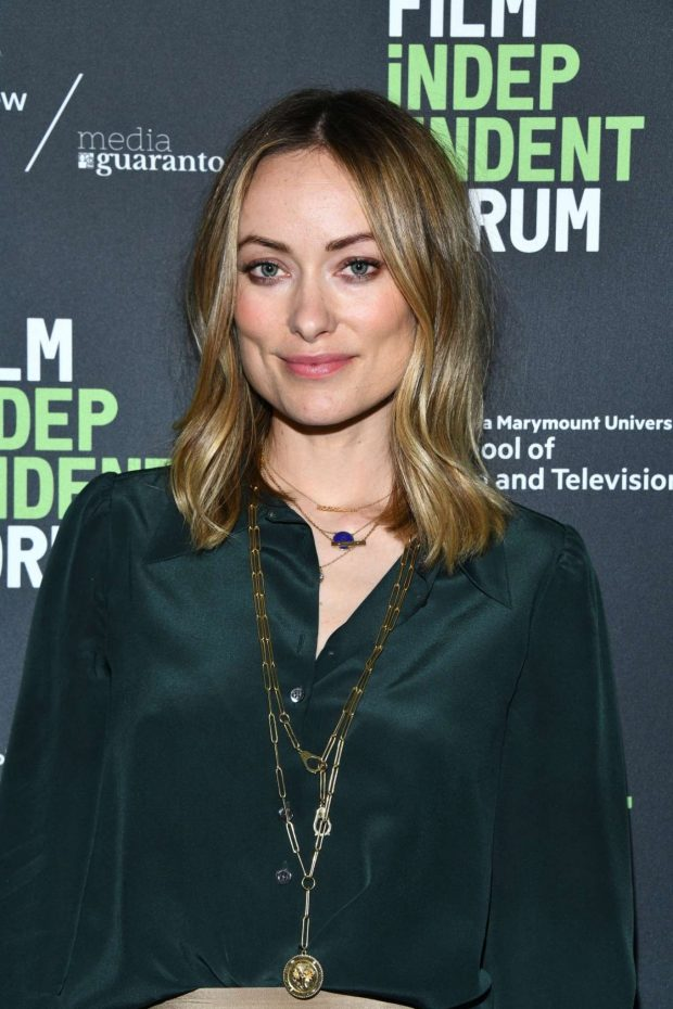 Olivia Wilde: Booksmart at the Film Independent Forum Day 1 -06