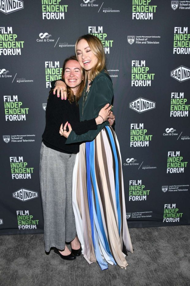 Olivia Wilde: Booksmart at the Film Independent Forum Day 1 -08