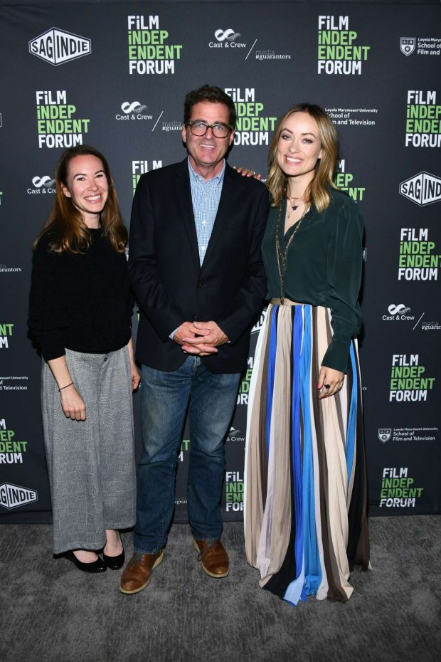 Olivia Wilde: Booksmart at the Film Independent Forum Day 1 -12