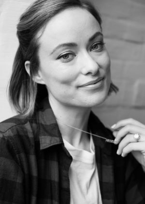 Olivia Wilde by Jake Rosenberg for Coveteur 2017