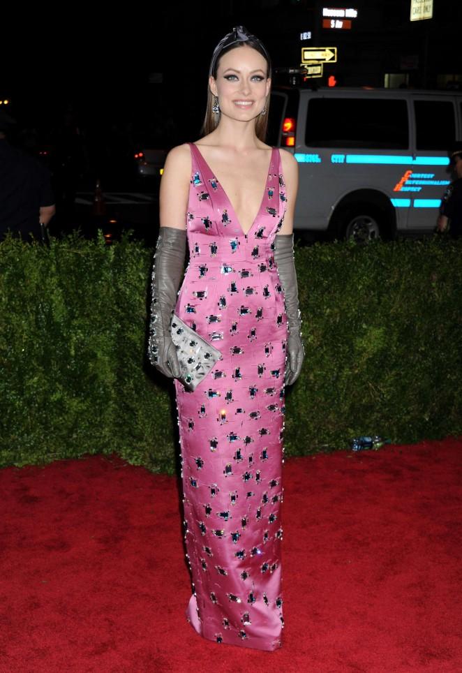 Olivia Wilde: MET Gala 2015 -02