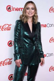 Olivia Wilde - CinemaCon 2019 Big Screen Achievement Awards in Las Vegas