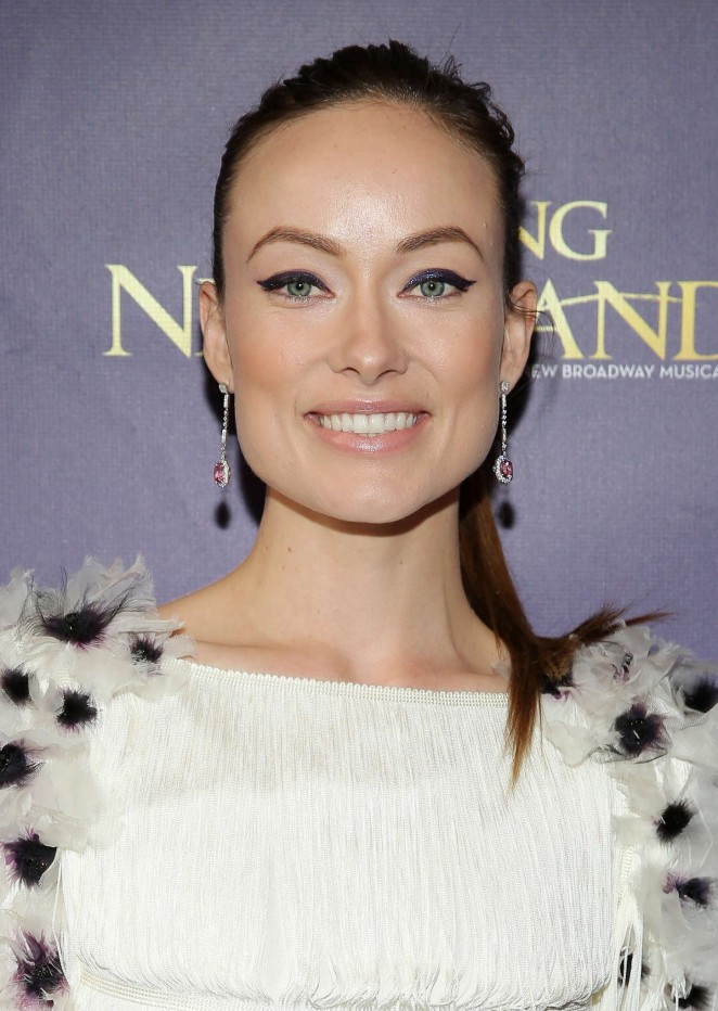 Olivia Wilde: Finding Neverland Opening Night -10