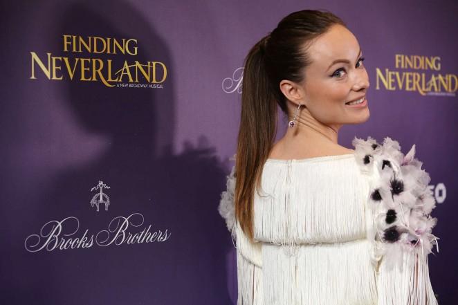 Olivia Wilde: Finding Neverland Opening Night -15