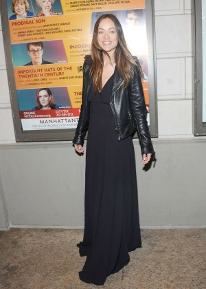 Olivia Wilde - 'Fool For Love' Broadway Opening Night in NYC