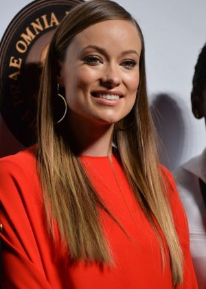 Olivia Wilde – Friars Club Entertainment Icon Award Presentation in ...