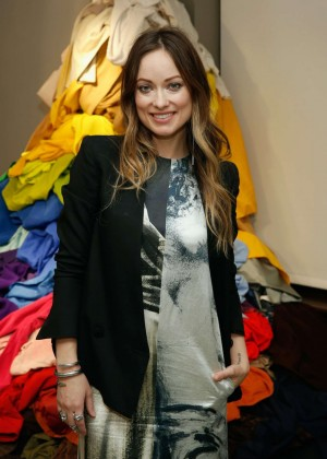 Olivia Wilde - H&M Conscious Exclusive Event in New York City