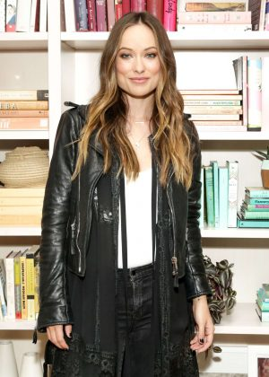 Olivia Wilde - Harper's Bazaar Daring Issue Celebration in NYC