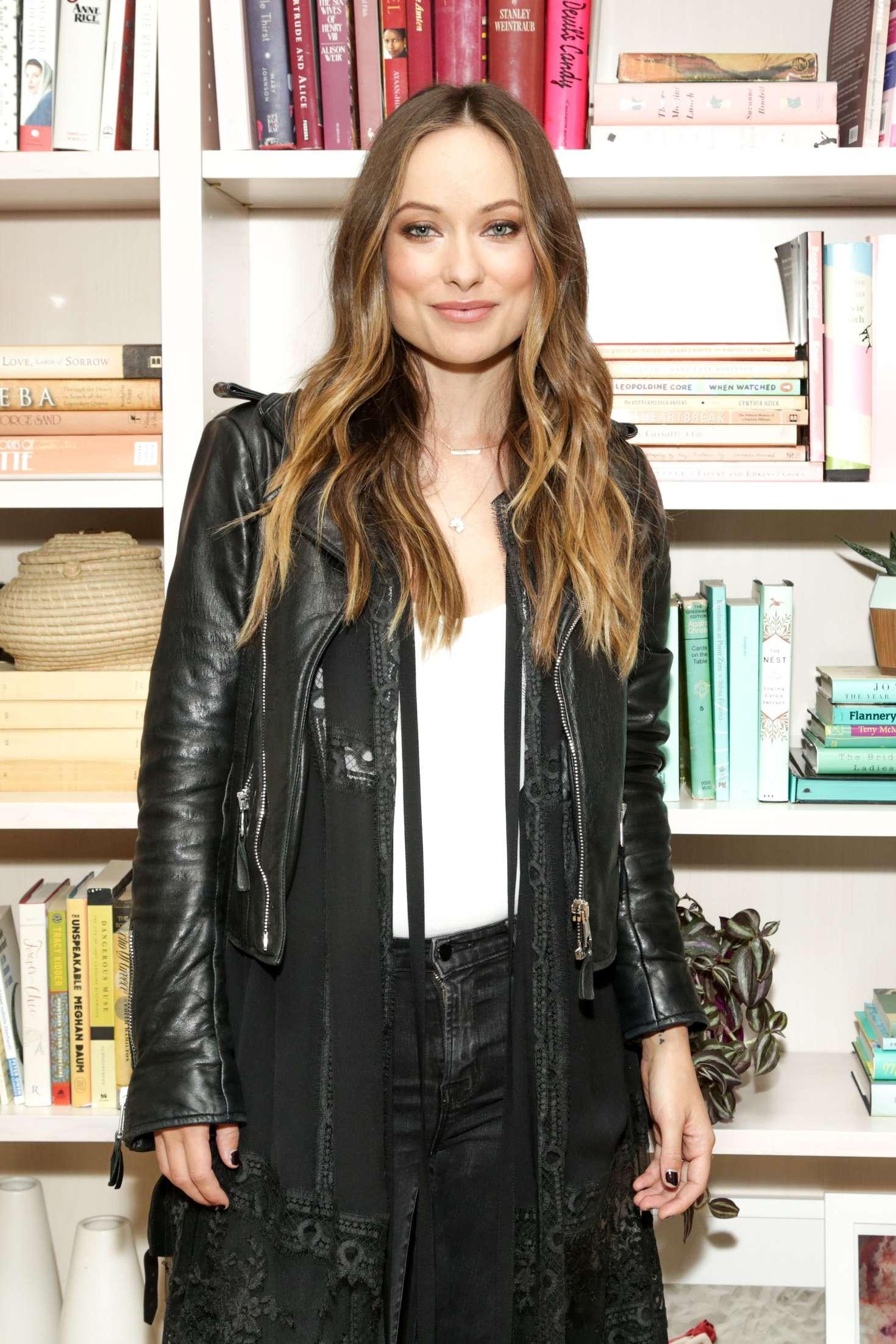 Olivia Wilde - Harper's Bazaar Daring Issue Celebration in NYC